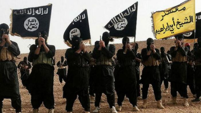 İŞİD-in 615 üzvü təslim oldu