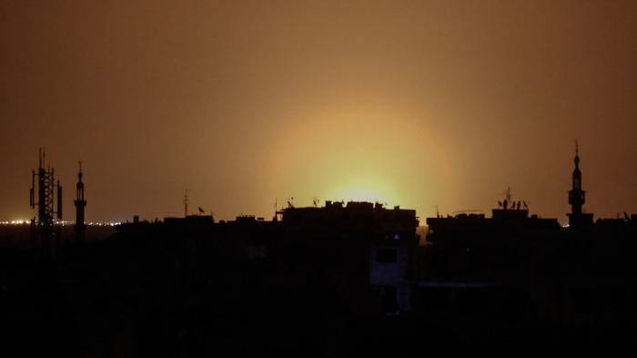 Syrie: des explosions signalées près de l