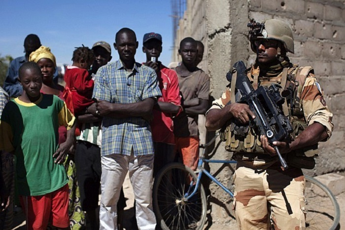 Malidə 53 hərbçi öldürülüb