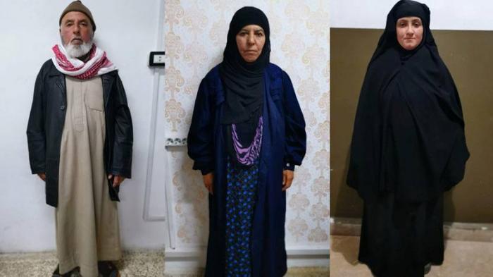 """Erdogan: """"Turquía ha detenido a la esposa, hermana y cuñado de Al Baghdadi"""""""