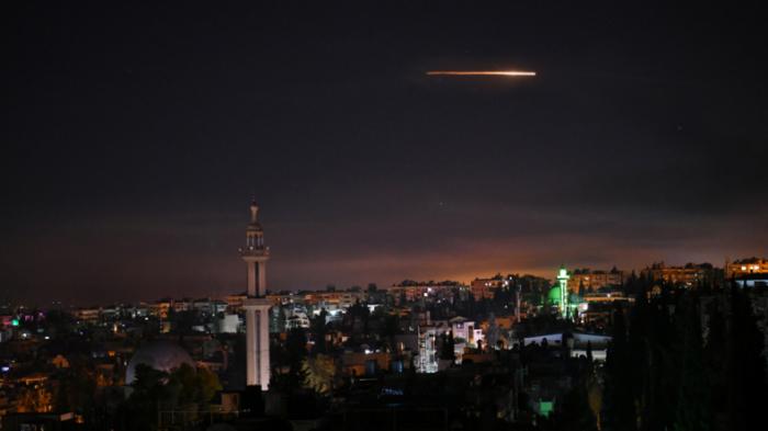 Israel greift Ziele im Süden Syriens an