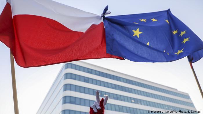 EU top court rules Poland broke EU law with its 2017 judicial reform