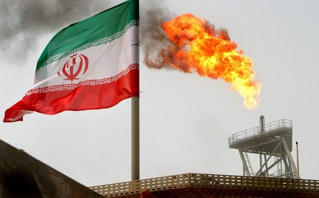 Iran says found new oil field with over 50B barrels