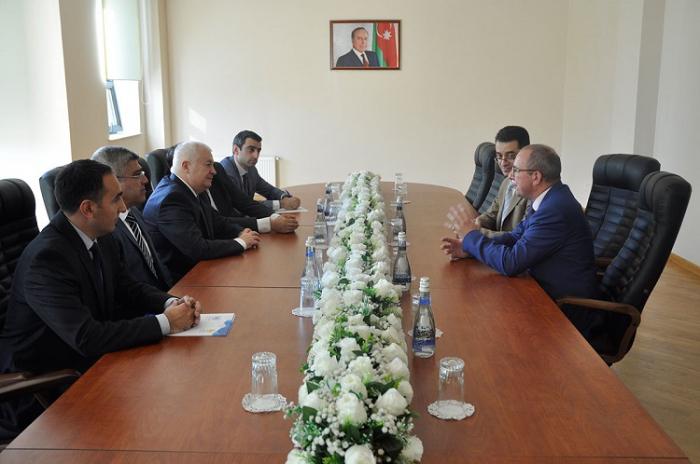 NATO-Azərbaycan əməkdaşlığı müzakirə edilib