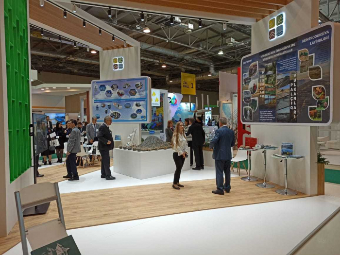 Arranca la X Feria Internacional del Medio Ambiente en Bakú