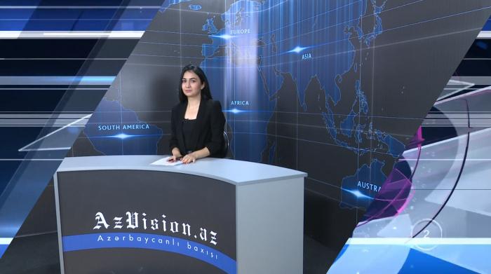 AzVision TV:  Die wichtigsten Videonachrichten des Tages auf Deutsch  (08. November) - VIDEO