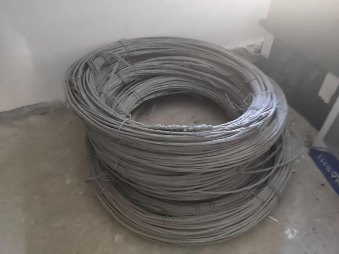 Hacıqabulda kabel oğurlayan şəxslər saxlanıldı