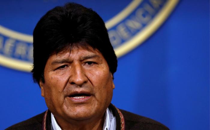 Koka istehsalçıları Moralesin qayıtmasını tələb edir
