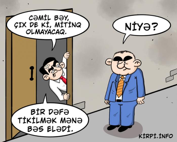 Mitinq niyə təxirə salındı? – Ekspress Şərh