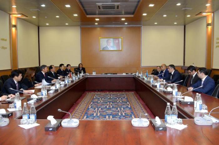Azərbaycanla Çin logistika üzrə əməkdaşlığı genişləndirir