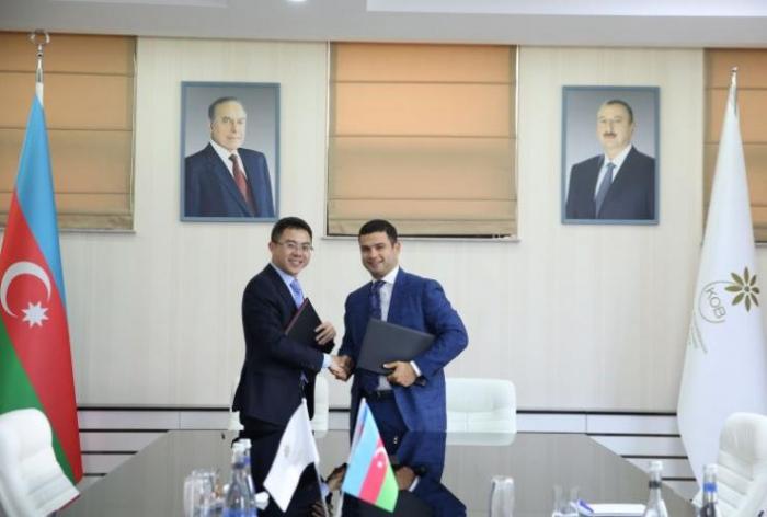 "KOBİA və ""Huawei"" arasında memorandum imzalanıb"