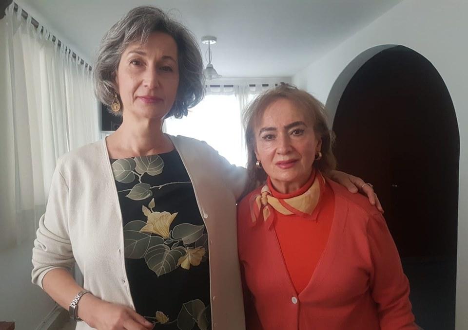 Azərbaycanlı professorun Meksikada yaşayan qızı - FOTO