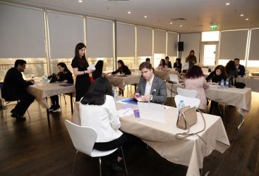 Se discuten las oportunidades de turismo con los Emiratos Árabes Unidos, India y China