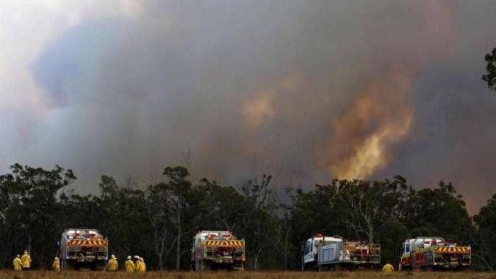 حرائق الغابات تقترب من قلب أكبر مدينة في أستراليا