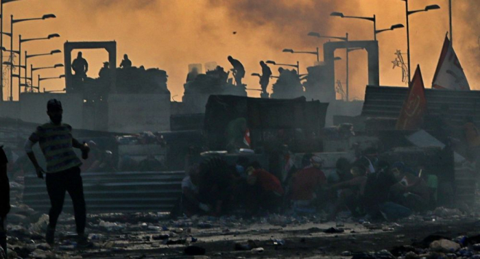 الكونغرس يطالب الحكومة العراقية بمحاسبة قتلة المحتجين وإعادة الإنترنت