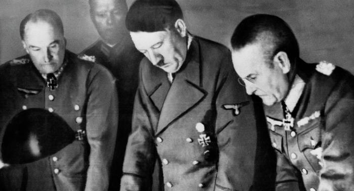 اكتشاف مفاجئ: هتلر يجعل موسكو القوة الأعظم