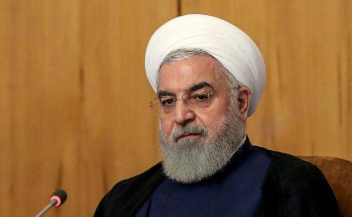 """Iran :   pour Rohani, le pays sort """"victorieux"""" des émeutes"""