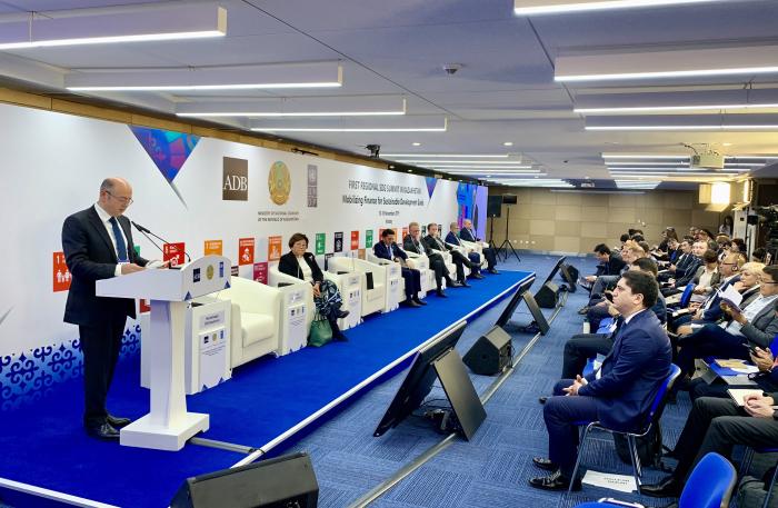 """Parviz Shahbazov:   """"Azerbaiyán alcanzará al 30% las fuentes de energía renovables en 2030"""""""