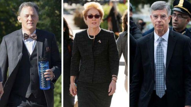 تحقيقات عزل ترامب: الكونغرس يذيع جلسات الاستماع للشهود علنا الأسبوع المقبل