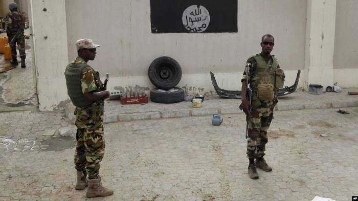 Nigeria: au moins 10 soldats tués dans une attaque de Boko Haram