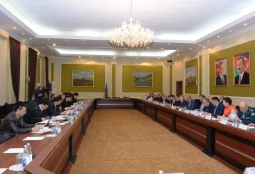 Se establecerá un grupo de trabajo para el transporte entre Azerbaiyán y China