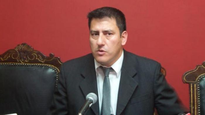 Boliviyanın müdafiə naziri istefa verib