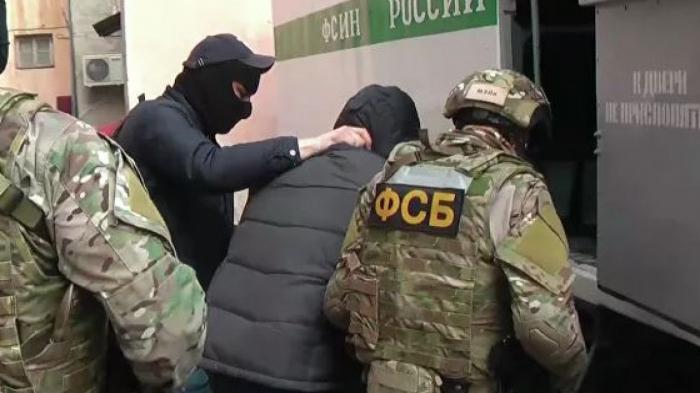 Rusiyada hökuməti devirməyə hazırlaşan dəstə saxlanılıb