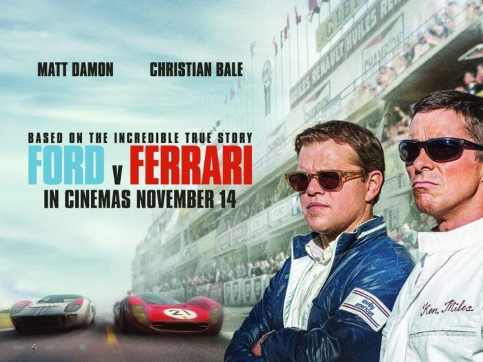 """""""CinemaPlus""""da """"Ford Ferrariyə qarşı"""""""