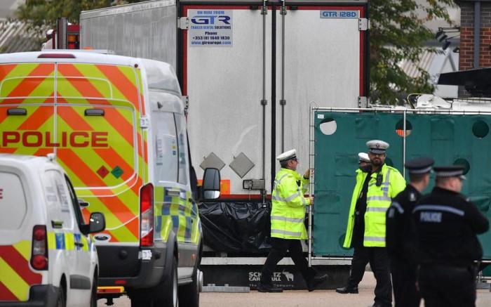 Pays-Bas:  16 migrants dont des mineurs découverts dans un camion