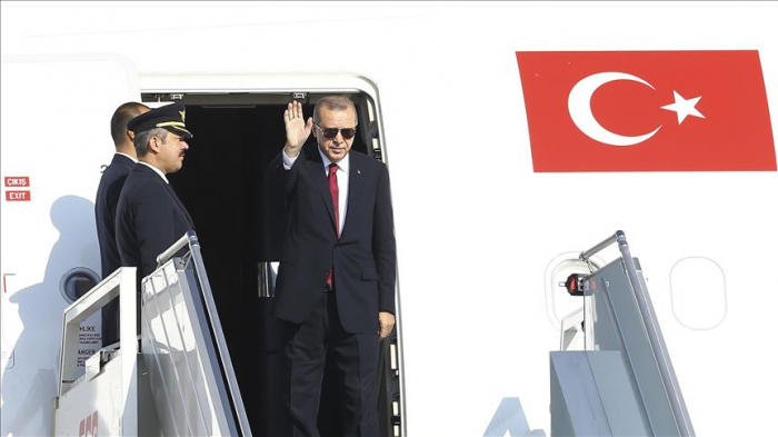 Turkish president to visit US on Tuesday