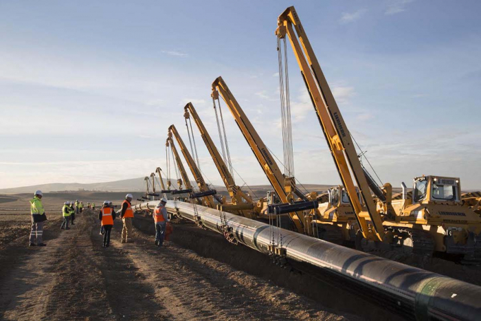 Netherlands believes in potential expansion of Southern Gas Corridor