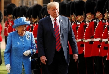 Donald Trump confirms pre-election UK visit