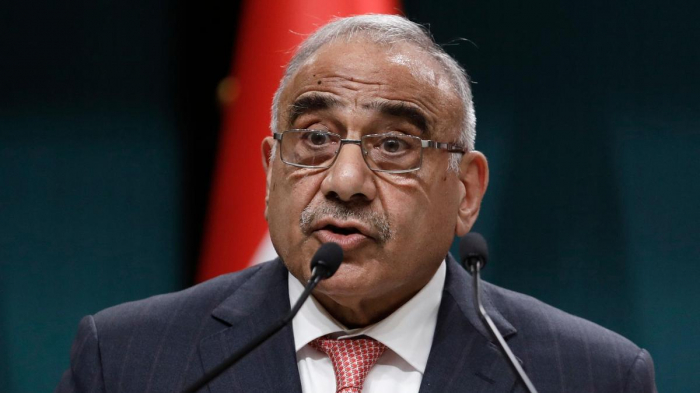 Iraq PM says he will quit after cleric