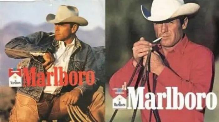 Le premier «Marlboro Man» (mais non-fumeur) est mort à l