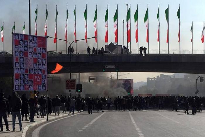 İranda internetə giriş qismən bərpa edilib
