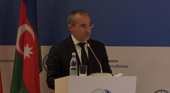"""""""Regionlararası inkişaf əməkdaşlığımızın prioritet sahəsidir"""" - Nazir"""
