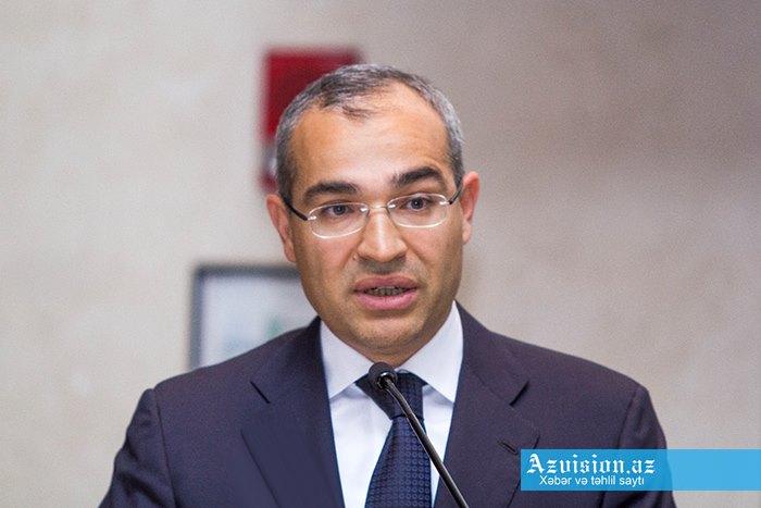 """""""Qeyri-neft sektorunda əhəmiyyətli artım gözlənilir"""" - Mikayıl Cabbarov"""