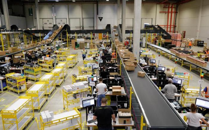 Amazon va recruter près de 9000 intérimaires pour les fêtes