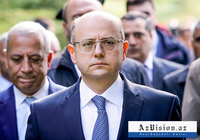 Pərviz Şahbazov ABŞ-a gedib