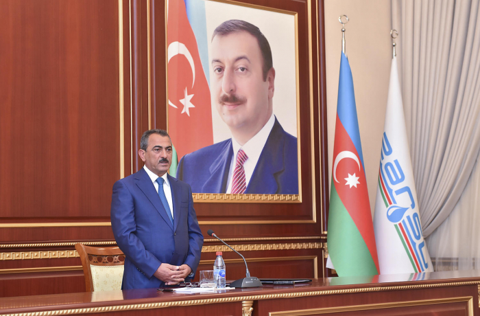 """Qorxmaz Hüseynov: """"Rayonların su pasportları hazırlanır"""""""