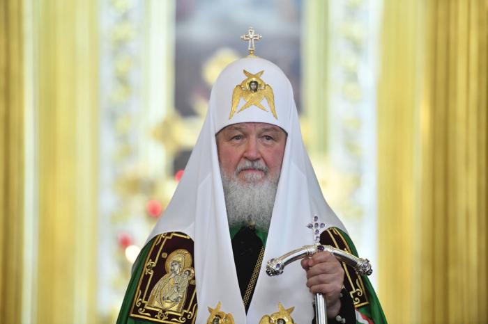 Patriarch Kirill kommt in Aserbaidschan an