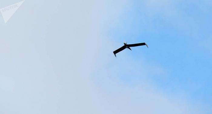 Suriya hərbçiləri Türkiyənin pilotsuz uçuş aparatını vurub