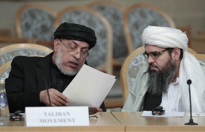 """""""Taliban"""" nümayəndə heyəti İranda danışıqlar aparıb"""