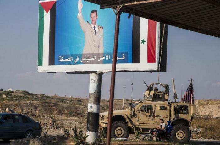 Tramp Suriyada 800 hərbçi saxlayacaq