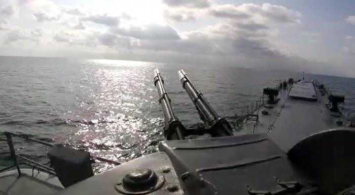 Las Fuerzas Navales de Azerbaiyán implementan las tareas asignadas -   FOTOS+VIDEO
