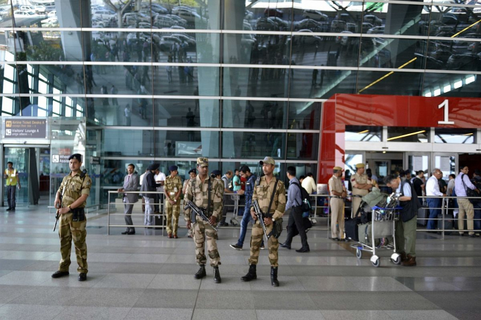 Baggage found with explosives   at India