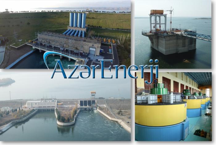 """""""Azerenerji"""" está creando un nuevo sistema en la planta hidroeléctrica"""