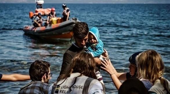 اليونان تنفي إعادة مهاجرين عبر الحدود لتركيا
