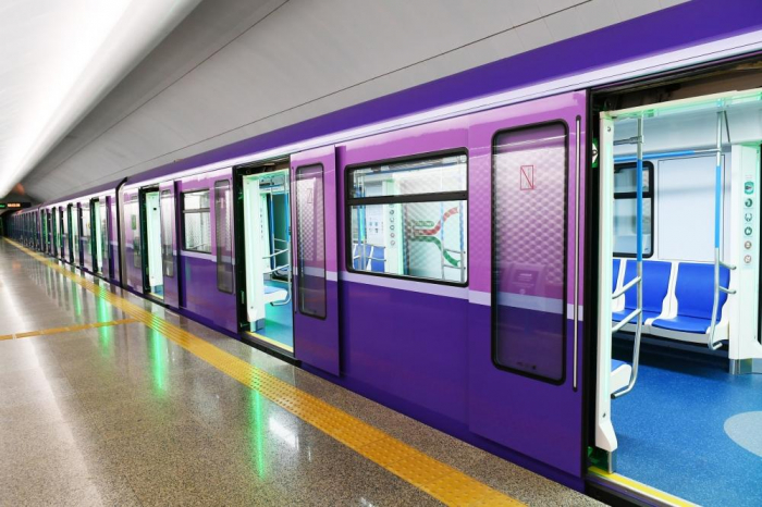 New train for Baku Metro to be delivered in February next year