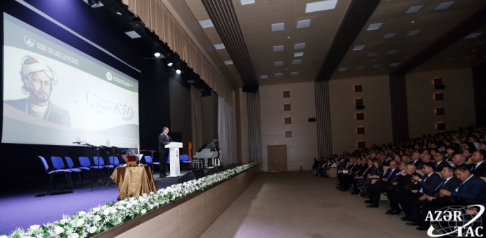 BHOS hosts literary and art evening dedicated to 650th anniversary of Nasimi